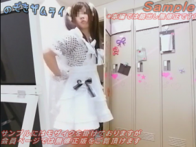 In Peep SAMURAI you can get popular maid dresses and toilet with uncensored JAV voyeur video!
