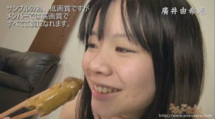 Only Unkotare you can see women poo figure in uncensored JAV porn videos
