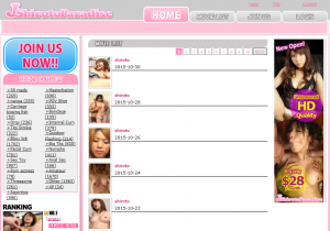 Screenshot image of J SHIROUTO PARADISE free porn video list page 1