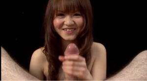 Completely Handjob Japan with free uncensored JAV handjob video