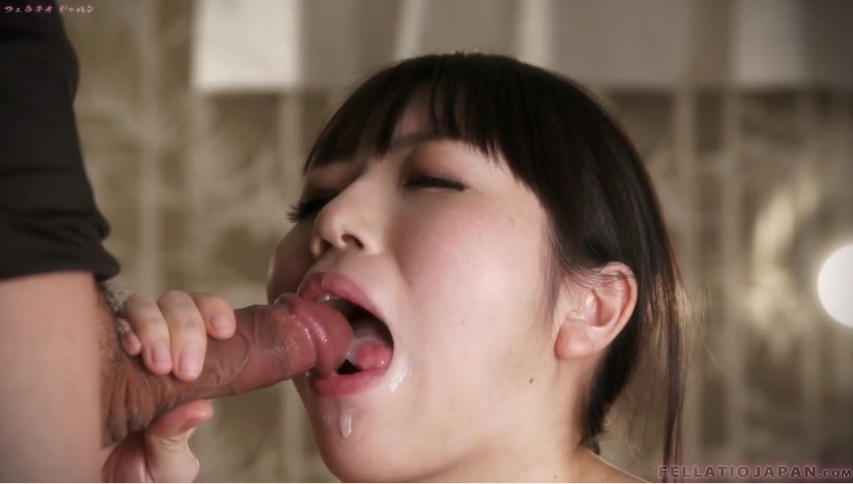 11 Japanese porn stars blowjobs can be seen in free uncensored JAV erotic video