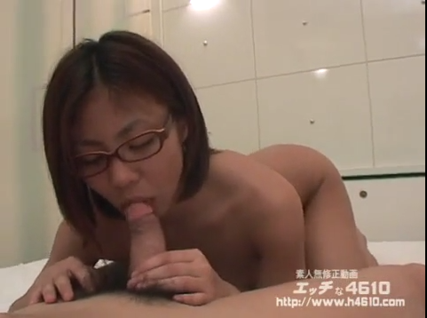 H4610 free JAV porn video ③ Gonzo sex with naughty glasses girl