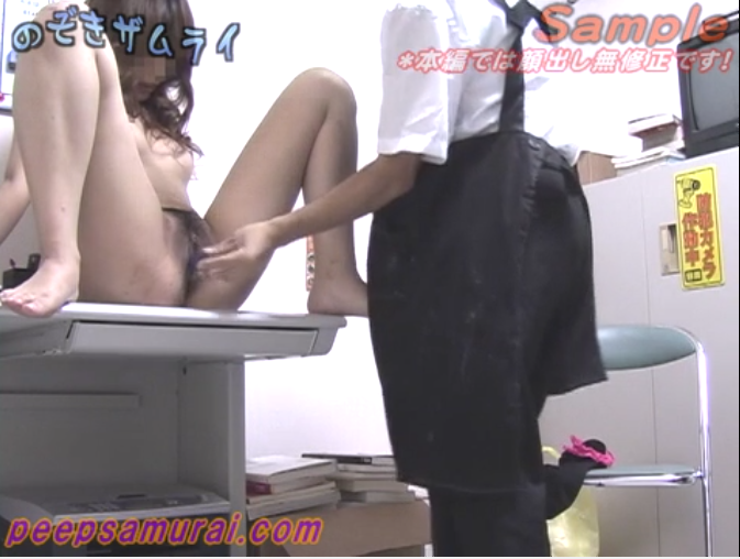 Free JAV voyeur videos of Peep SAMURAI ⑥ Bookstore owner shoplifting girl sanctions video part 2
