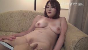 (無料サンプル)パイパンのIカップ巨乳妻の無修正エロ動画