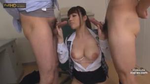 鈴木さとみ、小坂めぐる、西川りおんの無修正動画を無料視聴
