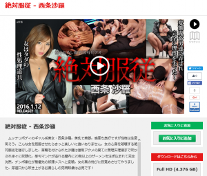 Tokyo-Hotの無料エロ動画ページのスクリーンショット画像2