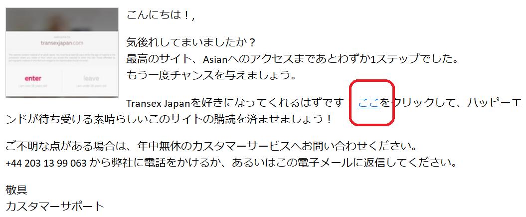 トランスセックスジャパン(Transexjapan)にお得な割引料金で入会する方法 2