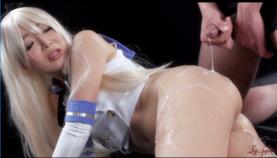 平澤エリの足に精子をぶっかける無修正画像 LegsJapan