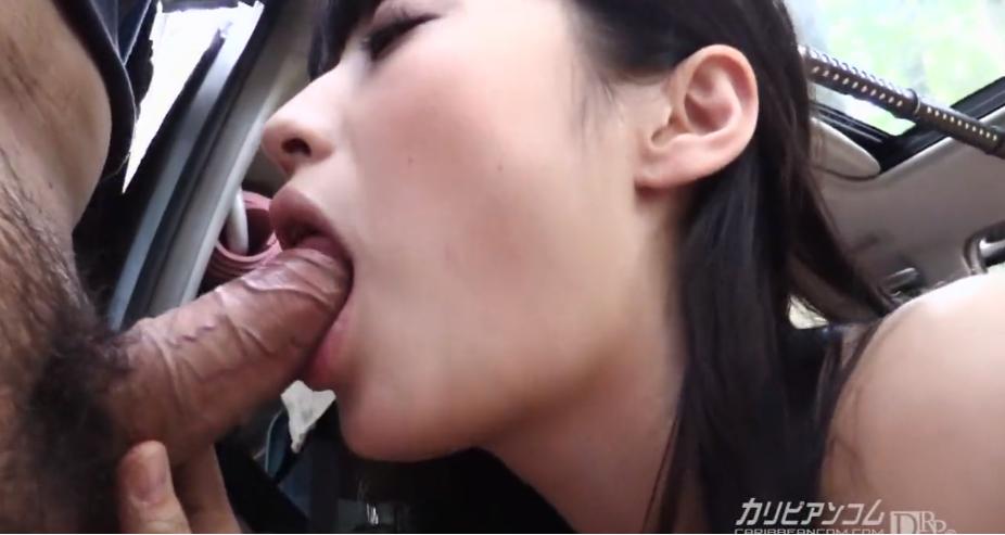 野外調教 本澤朋美 カリビアンコムの無料エロ動画