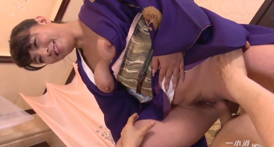 CLUB ONE 村上涼子 一本道の無修正SEX動画