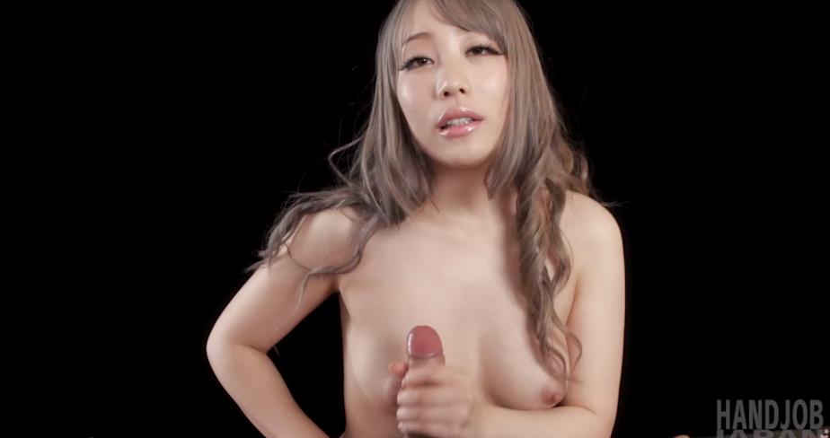 真白愛梨の無修正手コキ動画 HandJob Japan手コキジャパン