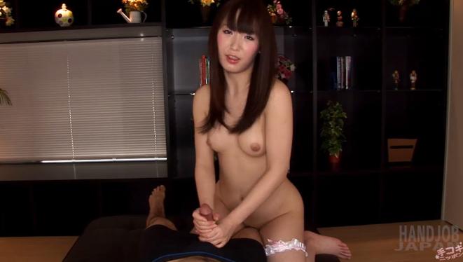楓乃々花の手コキ無修正画像 手コキニッポン Handjob Japan