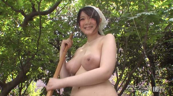 人気AV女優田中理恵の巨乳