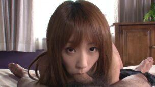 朝寝坊はバキュームフェラ 杏樹紗奈、フル再生の無修正動画、Ferameの無料エロ動画