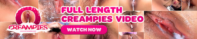 Creampiesの広告画像