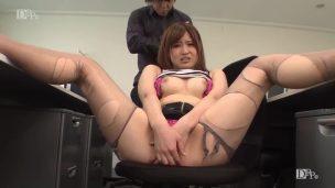 美人OL即ハメ 前田由美 一本道の無修正動画